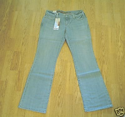 MOSSIMO LOW RISE BOOTCUT STRETCH JEANS-5 LONG-NWT