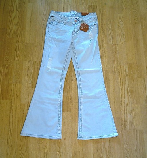 VANITY LOW RISE DELILAH JEANS-SIZE 28 X 30-TAG 26-NWT