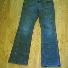 GAP LOW RISE FLARE STRETCH JEANS-SIZE 2-31 X 32-NWT