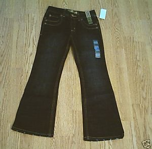 OLD NAVY HIPSTER STRETCH JEANS-SIZE 8-24 X 25-NWT