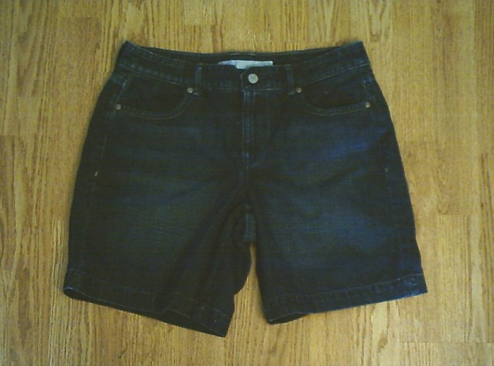 OLD NAVY JEANS CLASSIC RISE DENIM SHORTS-SIZE 4-NWT