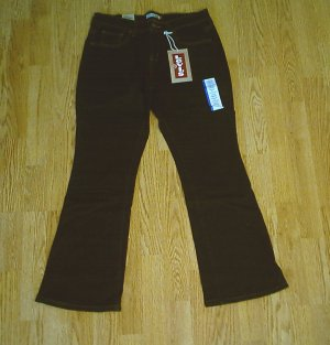 LEVIS 515 BOOTCUT JEANS SIZE 6 SHORT-31 X 29-NWT