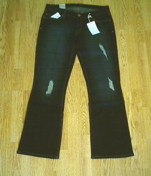 LEVIS RED TAB LOW RISE JEANS-SIZE 13-35 X 32-NWT $50