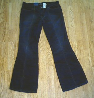 AMERICAN EAGLE JEANS HIPSTER FIT CORDUROY-SIZE 4-NWT