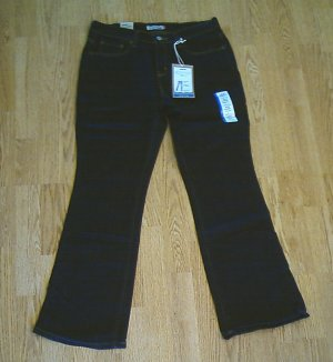 LEVIS 515 BOOTCUT STRETCH JEANS-SIZE 6-31 X 30-NWT