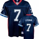 J.P. Losman NFL Buffalo Bills Jersey Large