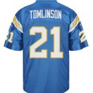 LaDainian Tomlinson Chargers NFL Jersey Large