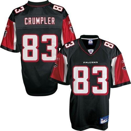 Alge Crumpler NFL Falcons jersey Size Large