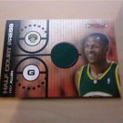 2006 Topps Full Court Ray Allen Game Worn Jersey Card