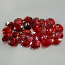 Natural 4x3mm oval cut Mozambique Garnet gems stones $5.00 each