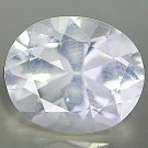 Natural 4.02 Ct. White Quartz Oval Cut VVS gem stone