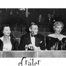 Marilyn MOnroe Vivien Leigh & Olivier 11x14 photo