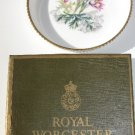 Royal Worcester Bone China Coaster
