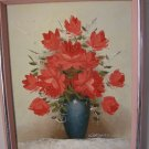 Still Life Painting Flowers in Vase by Corbero