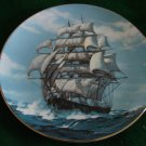 The Twilight Under Full Sail Collectors Plate