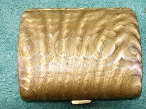 Revlon Goldtone Compact