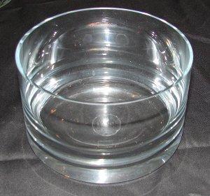 Dansk Glass Bowl