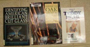 Lot of 3 Books on Collectibles and Antiques