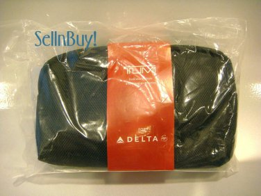 Delta Air Lines Exclusive TUMI Amenity Kit - New & Sealed!