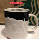 Collectible STARBUCKS You Are Here Relief Los Angeles Mug NEW!