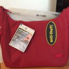 Pacsafe citysafe 200 GII Anti-Theft Handbag Purse ~NEW! ~ RARE RED COLOR