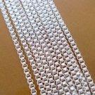 """FREE P&P! 925 sterling silver box chain,18""""H23 10PCS"""