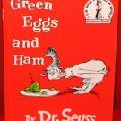 Green Eggs and Ham Dr. Seuss