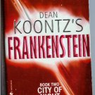 Dean Koontz Frankenstein BK 2 City of Night PB