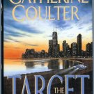 Catherine Coulter The Target HB with dust jacket