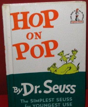 Hop on Pop hb like new 1963