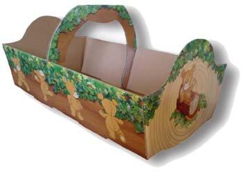 bear cradle