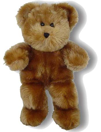 "12"" Brown Bear"