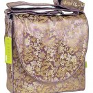 IFD19 - Purple Dragon - 'I Frogee' Boxy Diaper Bags