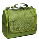 MDB - Olive Green Dragon Brocade - I Frogee Mom's Diaper Bags