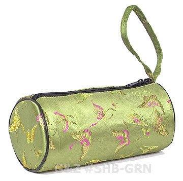 SHB - Green Small Handy Bag (Cosmetic Bag)