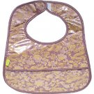 Purple Dragon-'I Frogee' Baby Bibs