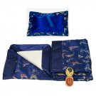 Dark Blue Butterfly Brocade - I Frogee Baby Gift Set (Bedding)
