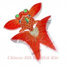 3D Chinese Gold Fish Kite - Red