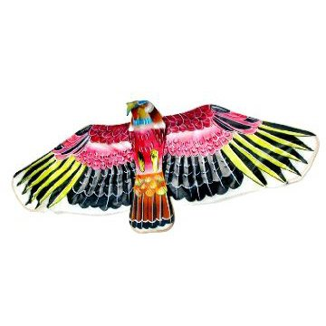 3D Mini Eagle Kite(Silk) With Gift Box