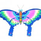 Mini Silk Butterfly Kite - Blue - Chinese Kites