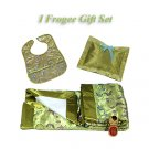 CutiePack01-Olive Green Butterfly - I Frogee Gift Set
