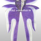 3D Chinese Gold Fish Kite - Purple