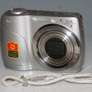 Kodak EasyShare C190 12.3MP Digital Camera - Silver #3463