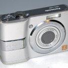 Panasonic LUMIX DMC-LS80 8.1MP Digital Camera - Silver
