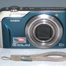 Casio EX-H10 12.1MP Digital Camera - Teal #5560