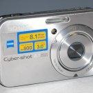 Sony Cyber-shot DSC-N1 8.1MP Digital Camera - Silver #1960