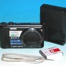 Sony Cyber-shot DSC-H55 14.1MP Digital Camera - Black #4404