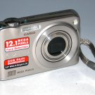 Casio EXILIM ZOOM EX-Z1200 12.1MP Digital Camera - Silver #3157