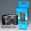 Casio EX-H20G 14.1MP Digital Camera - Black #9166