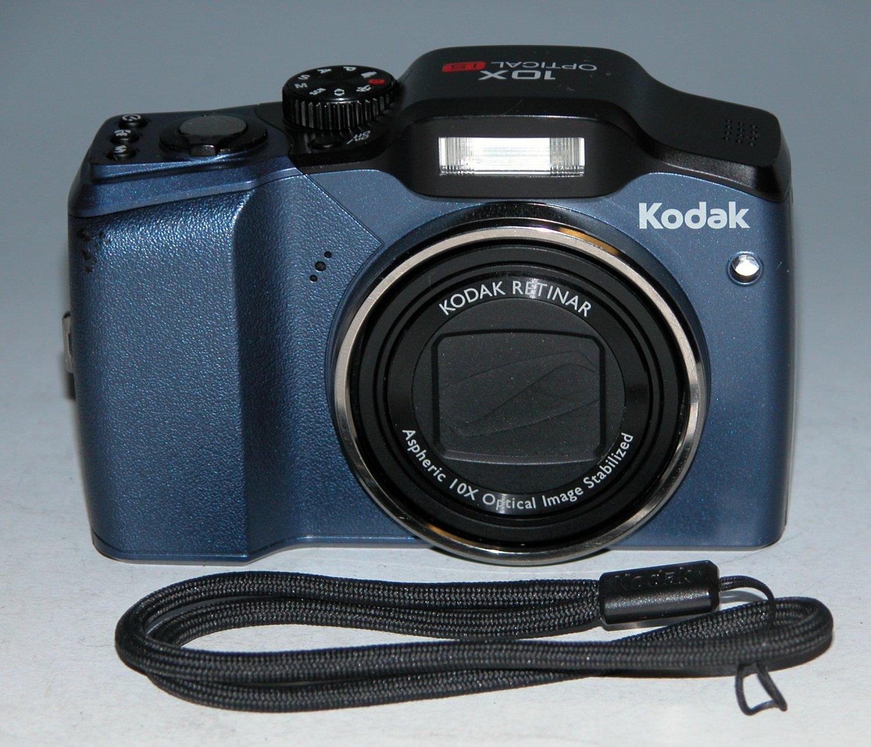 Kodak EasyShare Z915 10.0MP Digital Camera - Blue  #1821